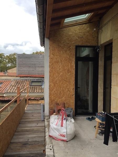 Extension-Terrasse